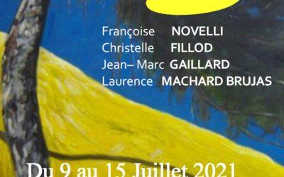 NatureS : du 9 au 15 juillet 2021 Centre d'arts contemporain H2M Bourg en Bresse (01)